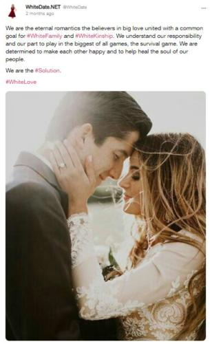 white couples are the solution, go to our white people dating site